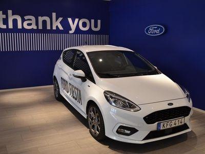 begagnad Ford Fiesta 1.0 EcoBoost ST-Line