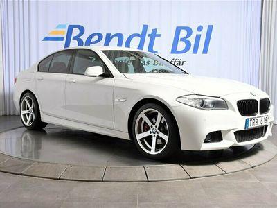 begagnad BMW 520 d Sedan M-Sport / Nyservad