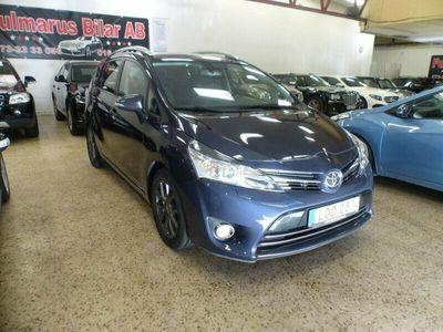 begagnad Toyota Verso 1.6 Euro 6 7-sits En Ägare Ny Servad 111hk