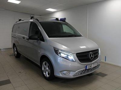 begagnad Mercedes Vito 119 BlueTEC 4x4 CDI Edition 1 209 000 ex moms