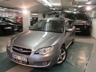begagnad Subaru Legacy Wagon 3.0 4WD 245hk Motorvärmare (med tidur