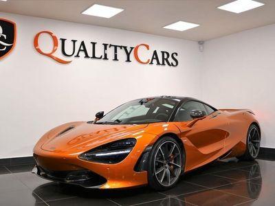 begagnad McLaren 720S Performance/ Sv-såld/ Nyservad