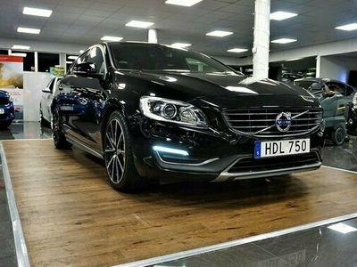begagnad Volvo S60 T6 Geartronic Momentum Euro 6 306hk