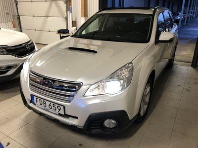 begagnad Subaru Outback 2,0D 4WD Lineartronic Aut