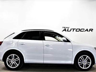 begagnad Audi Q3 2.0 TDI quattro Aut SE UTRUSTNING