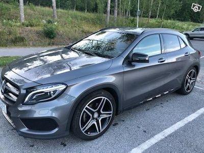gebraucht Mercedes GLA200 AMG, NIGHT, 4WD, AUT, EURO6 -16