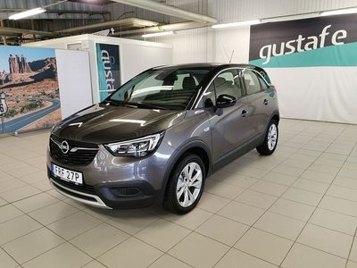 begagnad Opel Crossland X 1.2 Turbo Dynamic Aut (110hk)