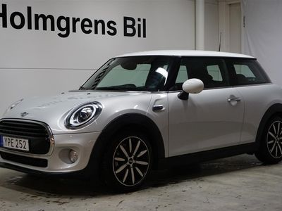 begagnad Mini Cooper 3d Aut Essential 17""