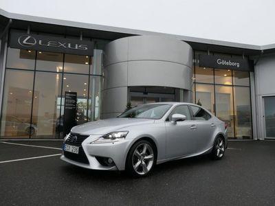 begagnad Lexus IS300h Executive (Luxury) 223hk