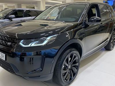 begagnad Land Rover Discovery Sport SE 2,0D 180hk AWD