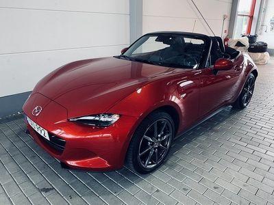 begagnad Mazda MX5 2,0 Sport Softtop -16