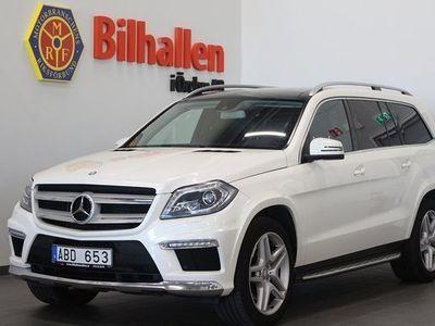 begagnad Mercedes 350 GL BenzAMG 4M 7-Sits Värmare 2014, Kombi 369 500 kr