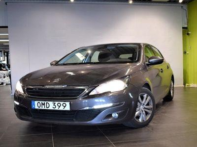begagnad Peugeot 308 1.6 THP Manuell, 125hk, 2014