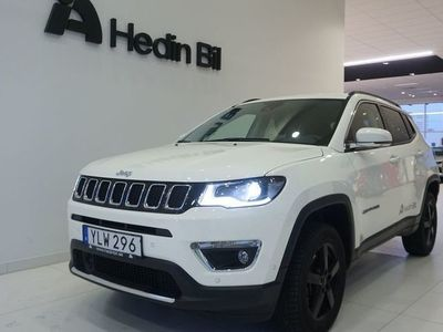 used Jeep Compass LIMITED 1.4 170HK ATX 4WD DEMO -18