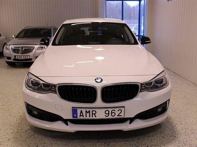 begagnad BMW 320 Gran Turismo D xDrive Automat Sport 184HK