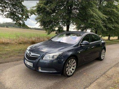 begagnad Opel Insignia 2.0 CDTI Svensksåld, Drag, 160h -10