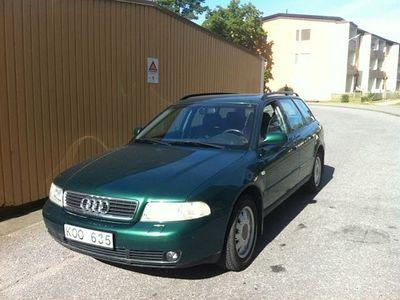 begagnad Audi A4 1,8 kombi automat 18500mil