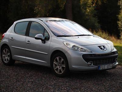 begagnad Peugeot 207 nybesiktigad