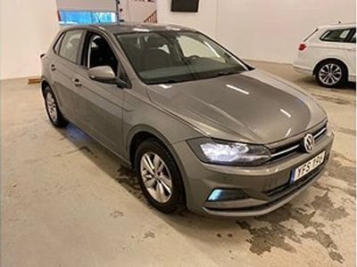 begagnad VW Polo 1.0 TSI BlueMotion DSG Euro 6 95hk