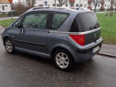begagnad Peugeot 1007 1.4