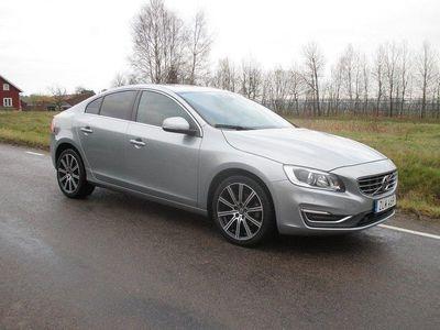 begagnad Volvo S60 D3 Geartronic 150hk