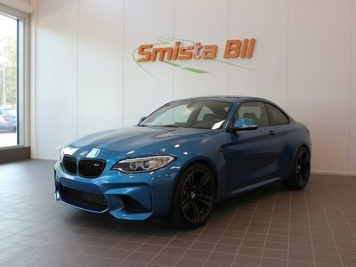 begagnad BMW M2 DCT Värmare, 1 Ägare, NAVI, H&K, Eu6 3 -17