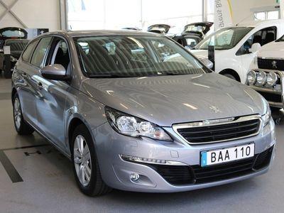 gebraucht Peugeot 308 SPORTWAGON SW ACTIVE BlueHDi 120hk Aut