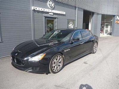 begagnad Maserati Quattroporte 2015