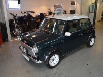 begagnad Rover Mini 1300 1.3 63hk Nybes Ua 5300 mil