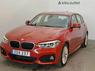 begagnad BMW 118 i 5-door M-Sport Alcantara 2018, Halvkombi Pris 174 900 kr