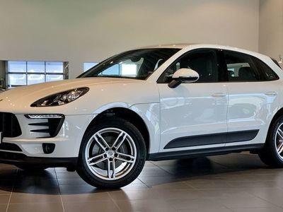 begagnad Porsche Macan 4 252hk