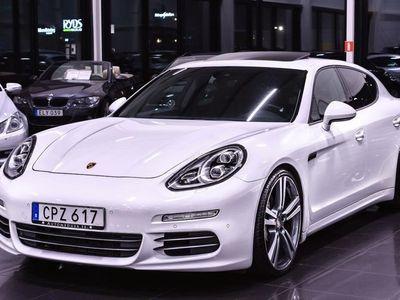 begagnad Porsche Panamera DIESEL