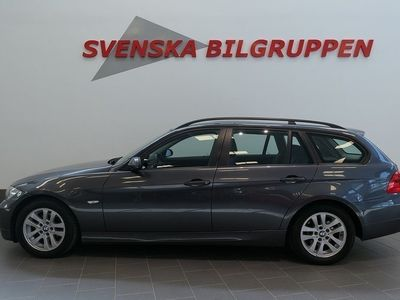 brugt BMW 320 i Halvskinn Drag PDC LM S+V Hjul