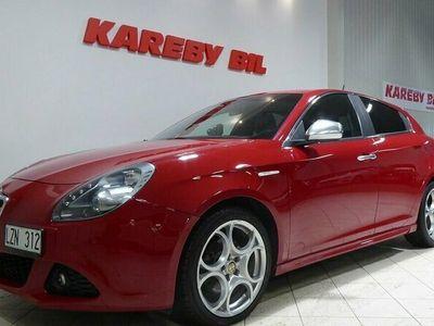 begagnad Alfa Romeo Giulietta 1.4 TB 16V Aut Distinctive 170hk Bose