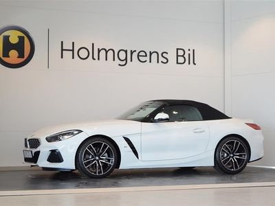 begagnad BMW Z4 sDrive20i M-Sport / Connected (197hk)