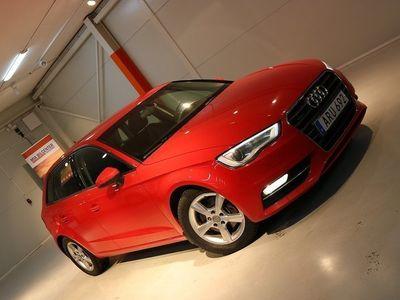 begagnad Audi A3 2.0 TDI / 184HK /Quattro/ Euro 6
