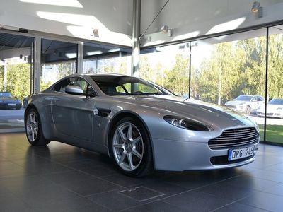 begagnad Aston Martin V8 Vantage 4.3 Sportshift II