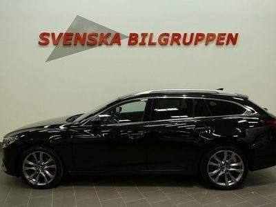 begagnad Mazda 6 6 2.2 SKYACTIV-D AWD Nav Aut EuroLM S+V-Hjul