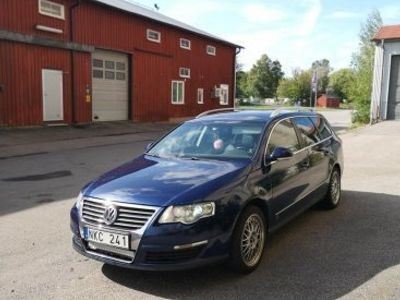 begagnad VW Passat 2,0 tfsi -07