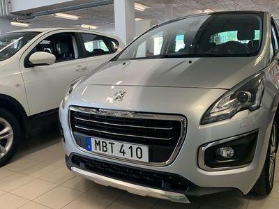begagnad Peugeot 3008 BlueHdi 120hk Automat
