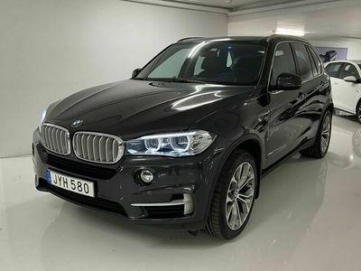 begagnad BMW X5 XDRIVE 40E 313 hk steptronic