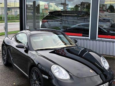 begagnad Porsche Cayman S Aut 295hk -06