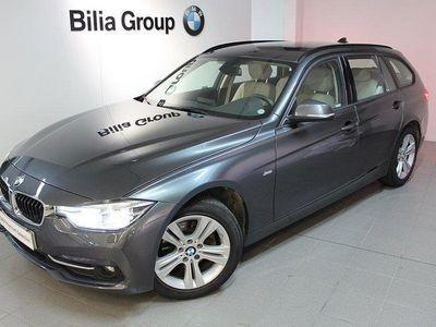 begagnad BMW 320 d xDrive Touring Aut Sport line Euro