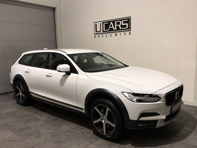 brugt Volvo V90 CC T5 AWD / Momentum Eur -18