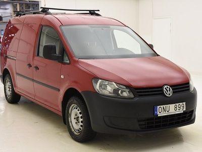 begagnad VW Caddy Maxi Life Caddy Maxi 1.6 TDI DRAG V-INREDD 2013, Personbil 69 800 kr