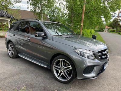 gebraucht Mercedes GLE350 d 4MATIC -17