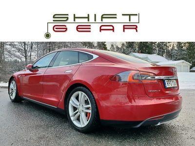 usata Tesla Model S P85D AWD Opticoat 1 äg Leasebar