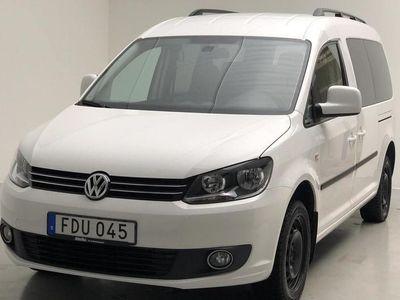 begagnad VW Caddy MPV Maxi 2.0 EcoFuel