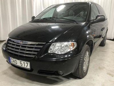 begagnad Chrysler Grand Voyager 2.8 CRD Stow´n Go (150hk)