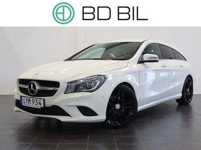 begagnad Mercedes CLA200 7G-DCT DRAG SV-SÅLD EU6